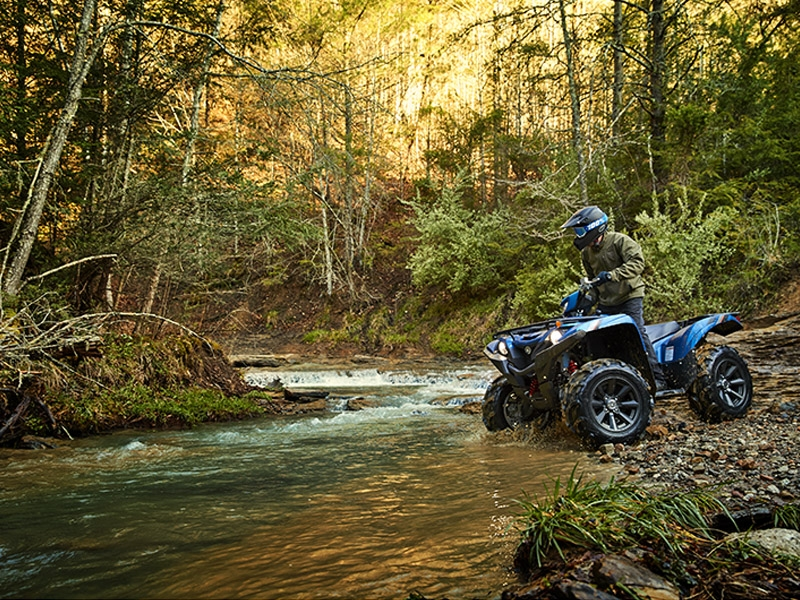 YAMAHA - GRIZZLY 350